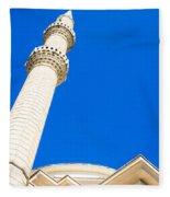 Turkish Mosque Fleece Blanket
