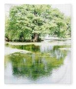 Unforgettable Fleece Blanket