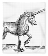 Unicorn, 1607 Fleece Blanket