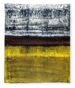 Untitled No. 18 Fleece Blanket