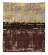 Untitled No. 4 Fleece Blanket
