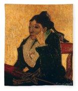 Van Gogh: Larlesienne, 1888 Fleece Blanket