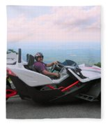 Vehicles Series Fleece Blanket