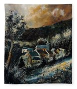 Vencimont 78 Fleece Blanket