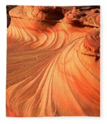 Vermilion Cliffs Dragon Fleece Blanket