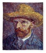 Vincent Van Gogh Fleece Blanket