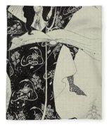 Virgilius The Sorcerer Fleece Blanket
