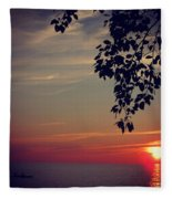 Vivid Fleece Blanket