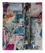 Walls - Favorably Fleece Blanket