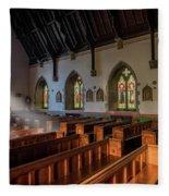Welsh Church Fleece Blanket