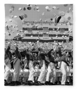 West Point Graduation Fleece Blanket