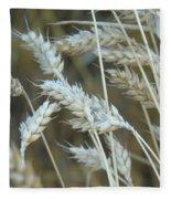 Wheats  Fleece Blanket