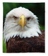 Where Eagles Dare Fleece Blanket
