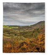 Wrekin View Fleece Blanket