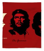 Communism Fleece Blanket