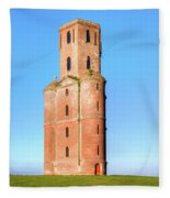 Horton Tower - England Fleece Blanket