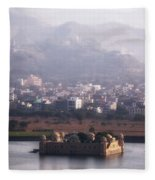 Jaipur - India Fleece Blanket