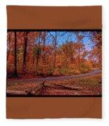 101714-127 Fleece Blanket