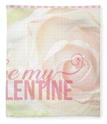 10758 To My Valentine Fleece Blanket