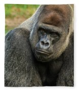 10898 Gorilla Fleece Blanket