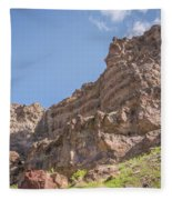 10902 Owyhee River Canyon Fleece Blanket