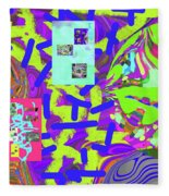 11-15-2015abcd Fleece Blanket
