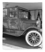 1926 Model T Ford Fleece Blanket