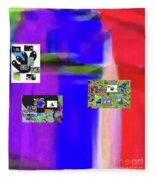 11-20-2015dabcdefghi Fleece Blanket