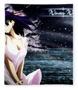 Fate/stay Night Fleece Blanket