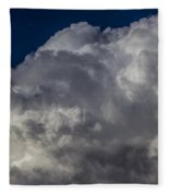 First Nebraska Storm Chase 2015 Fleece Blanket