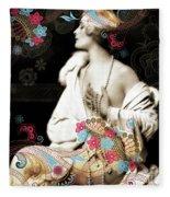 Goddess Fleece Blanket