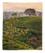 Nuwara Eliya - Sri Lanka Fleece Blanket