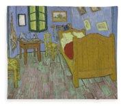 The Bedroom Fleece Blanket