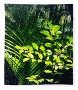 Jungle 123 Fleece Blanket