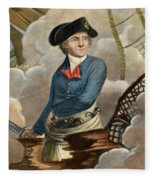 John Paul Jones, 1747-1792 Fleece Blanket