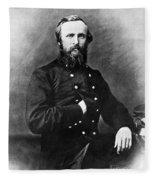 Rutherford B. Hayes Fleece Blanket
