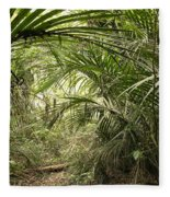 Jungle 60 Fleece Blanket