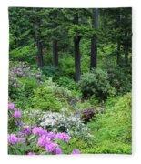 Alaska_00014 Fleece Blanket