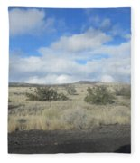 Arizona Landscape Fleece Blanket