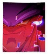 Dragon Ball Super Fleece Blanket