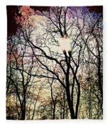 Forest Fleece Blanket