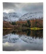 Glencoe - Scotland Fleece Blanket