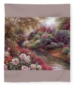 lrs Peeters Henry No Tltle Henry Peeters Fleece Blanket