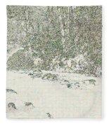 River Fleece Blanket