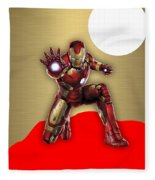 Iron Man Collection Fleece Blanket