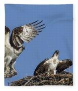 151105p350 Fleece Blanket