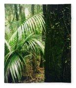 Jungle 72 Fleece Blanket