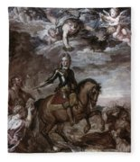 John Churchill (1650-1722) Fleece Blanket