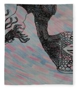 Mermaid Fleece Blanket