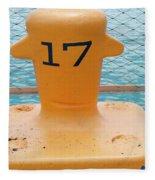 17 At Navy Pier Fleece Blanket